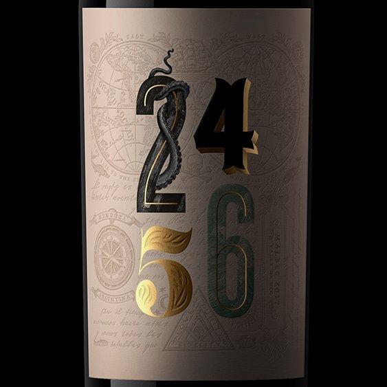 2456 wine vino
