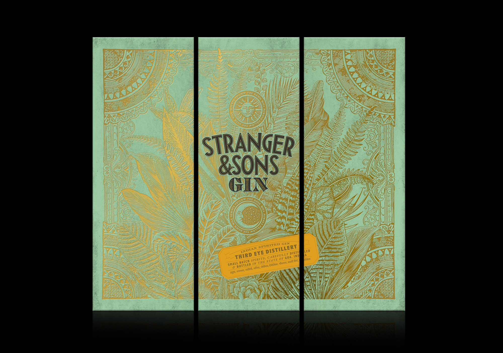 stranger sons gin india