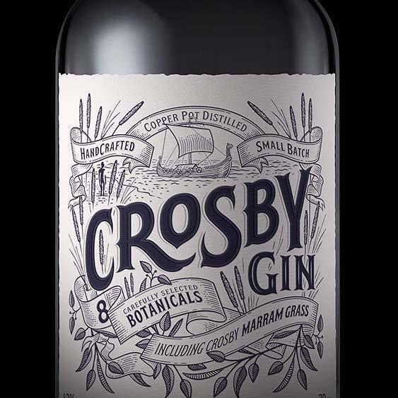 Crosby gin oveja remi
