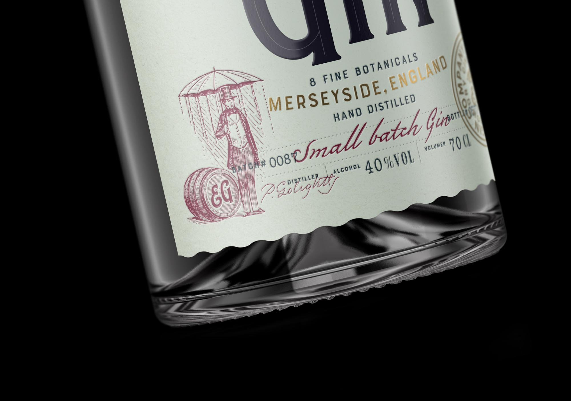 Everton Gin Oveja Remi