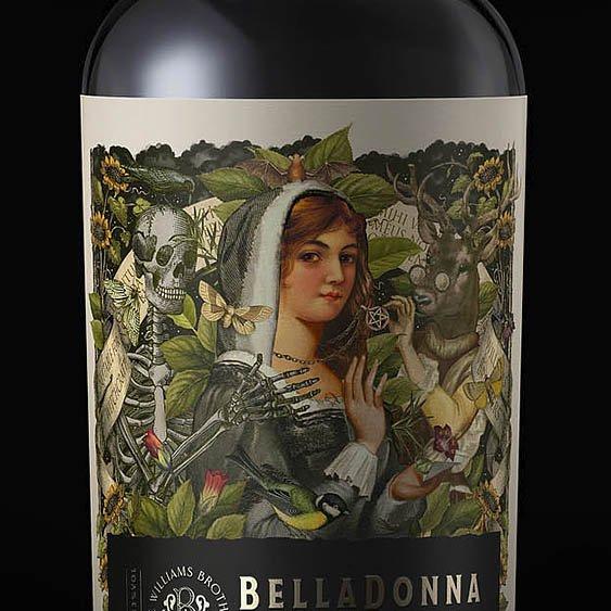 belladonna oveja remi gin