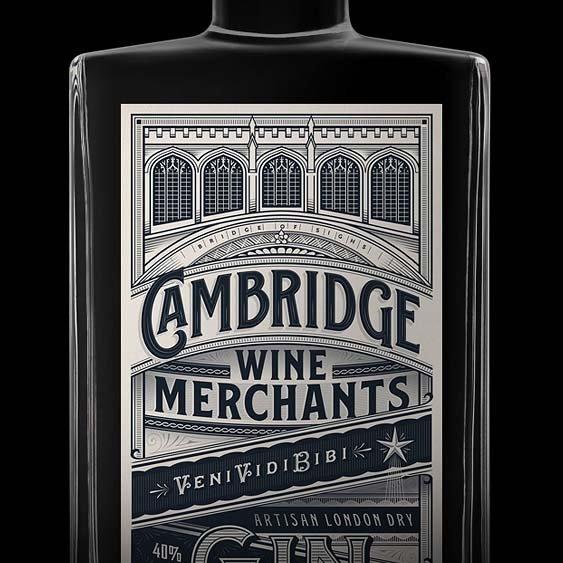 cambridge gin oveja remi