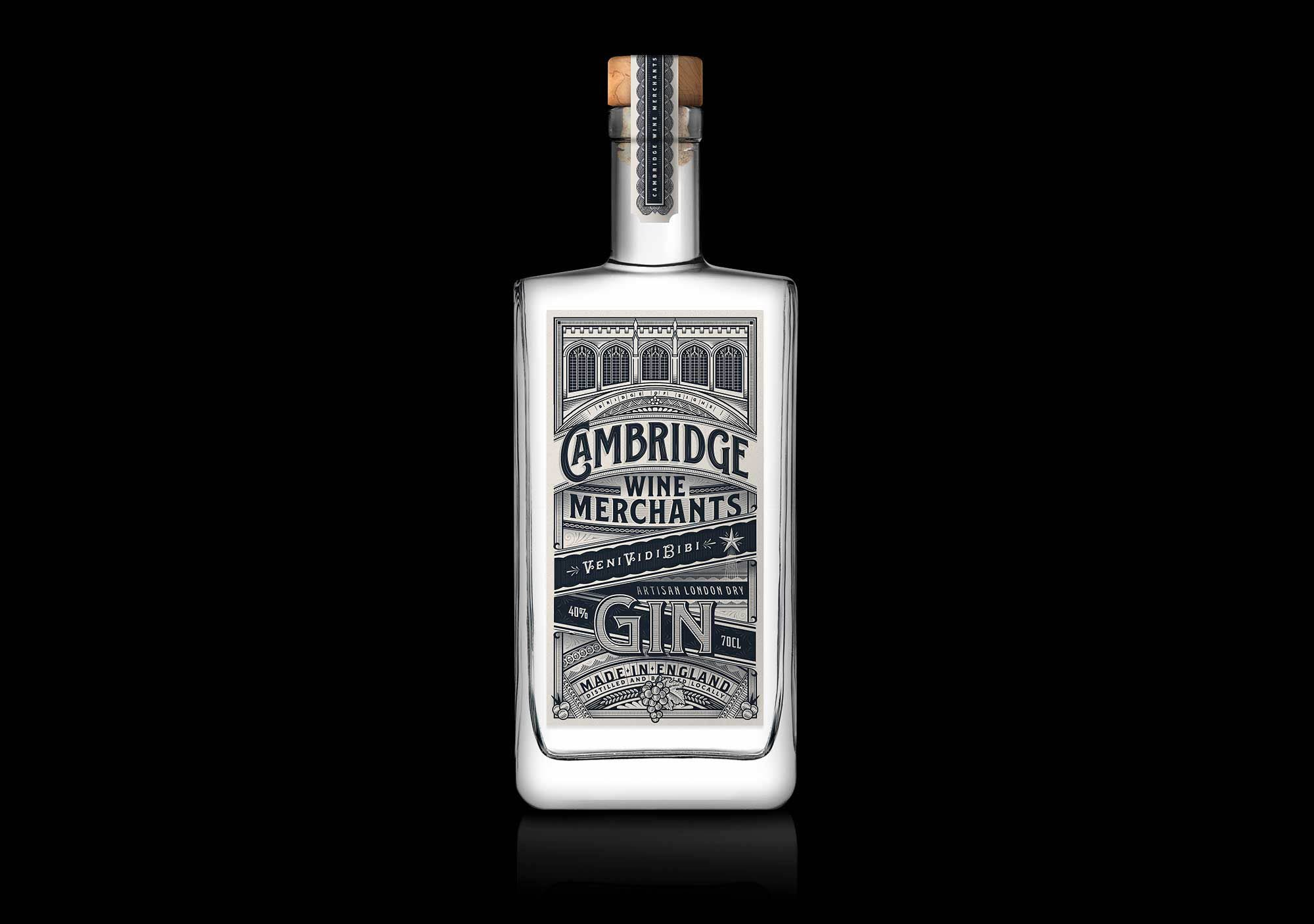cambridge gin oveja remi