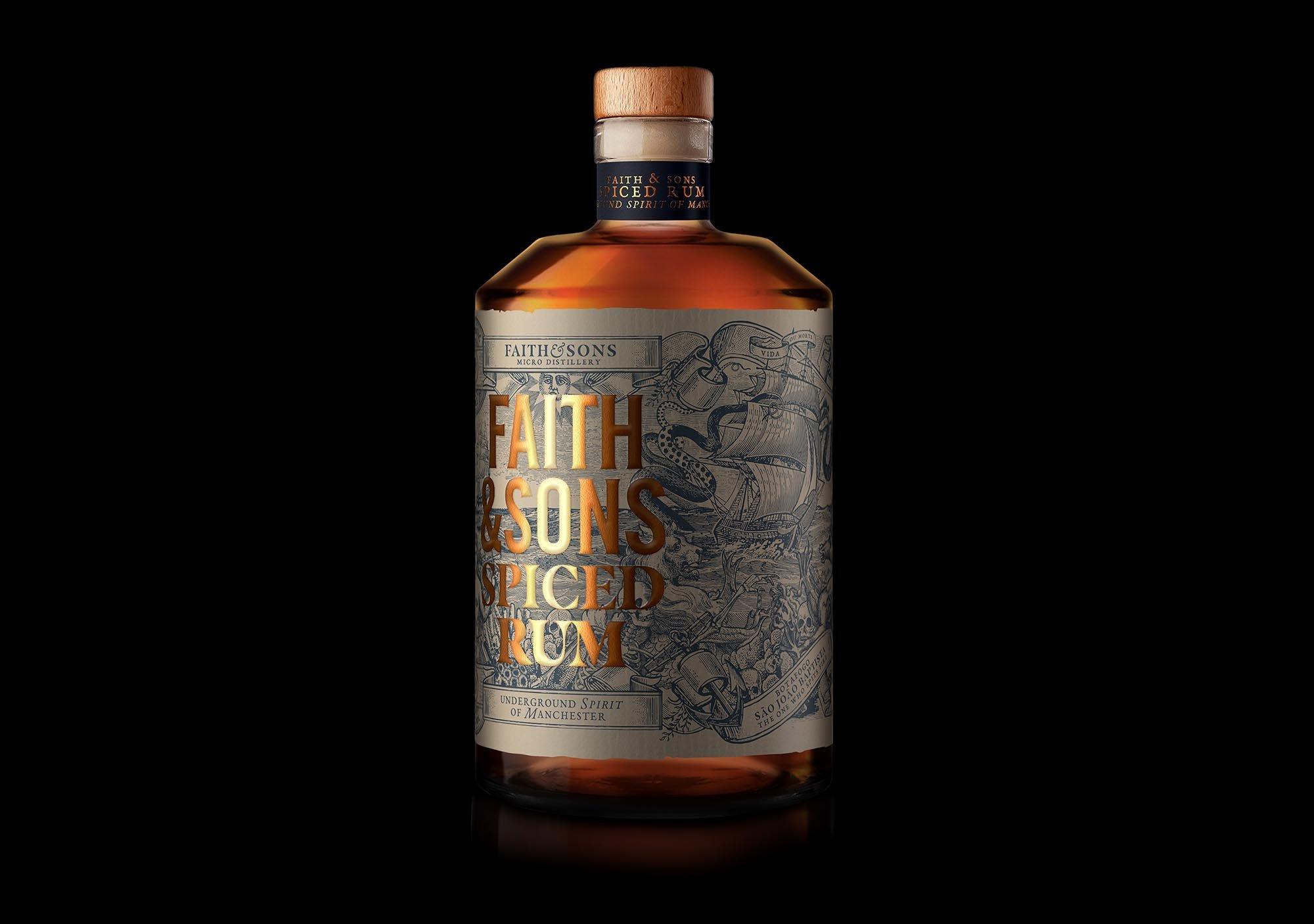 faith sons oveja remi rum ron