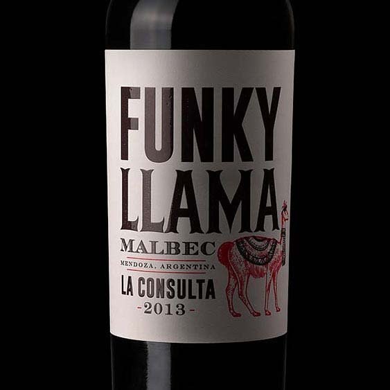 funkyllama wine vino oveja remi