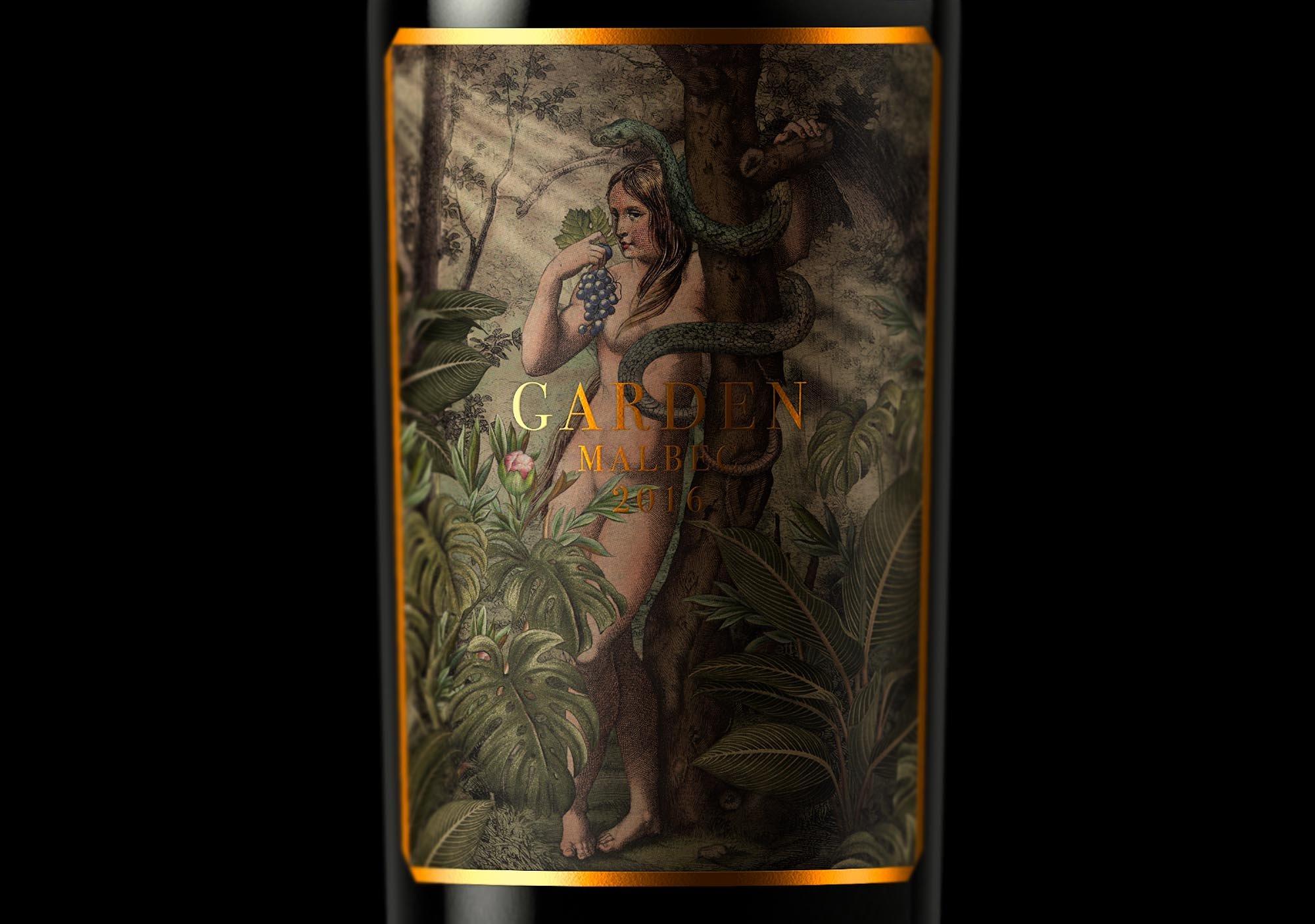 garden wine vino oveja remi