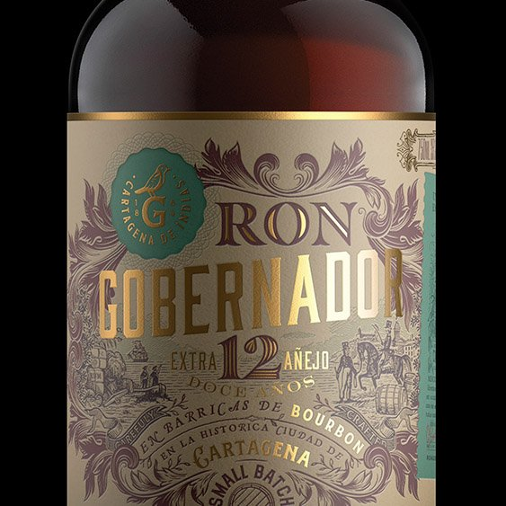 ron rum gobernador colombia