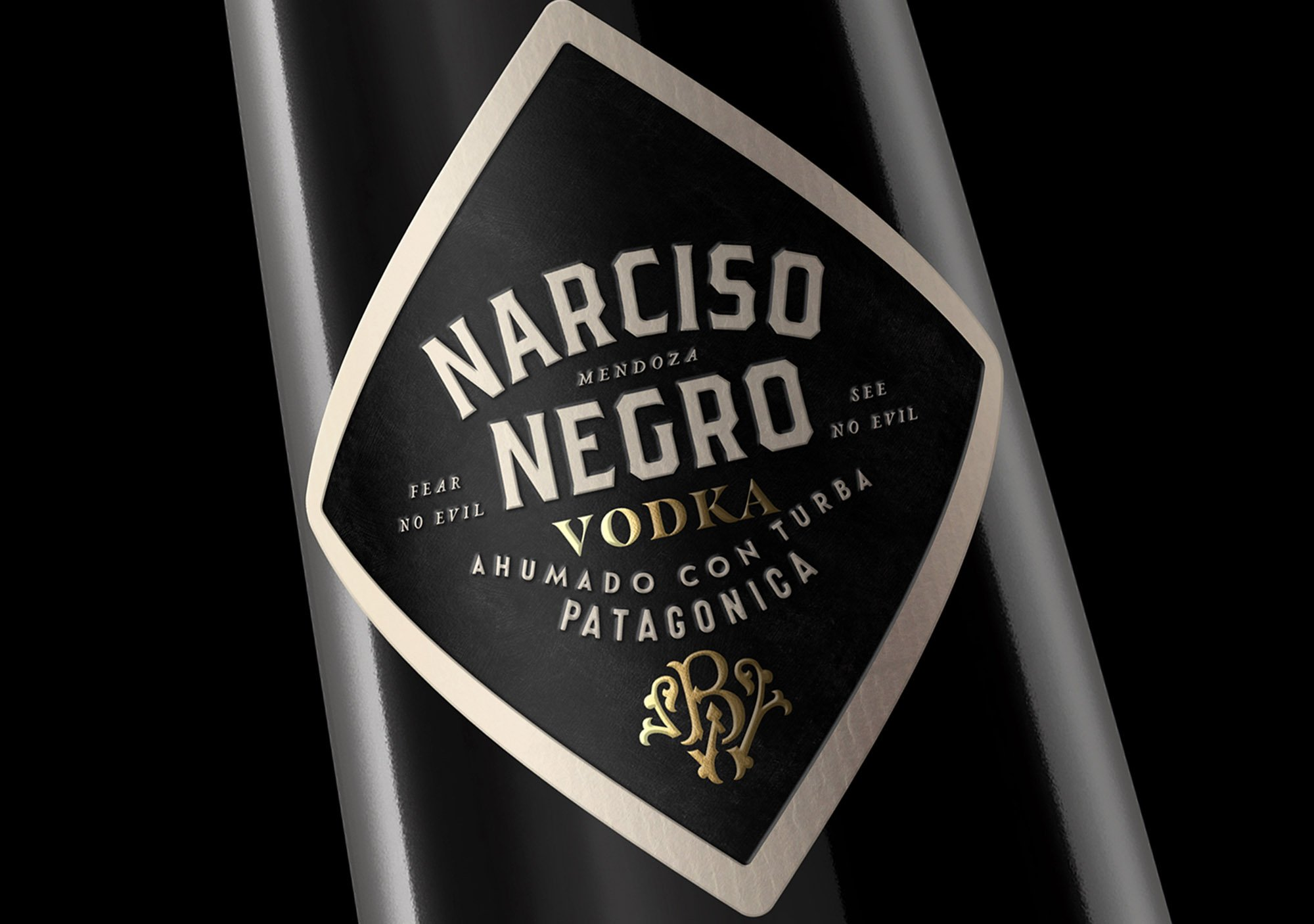 narciso negro vodka
