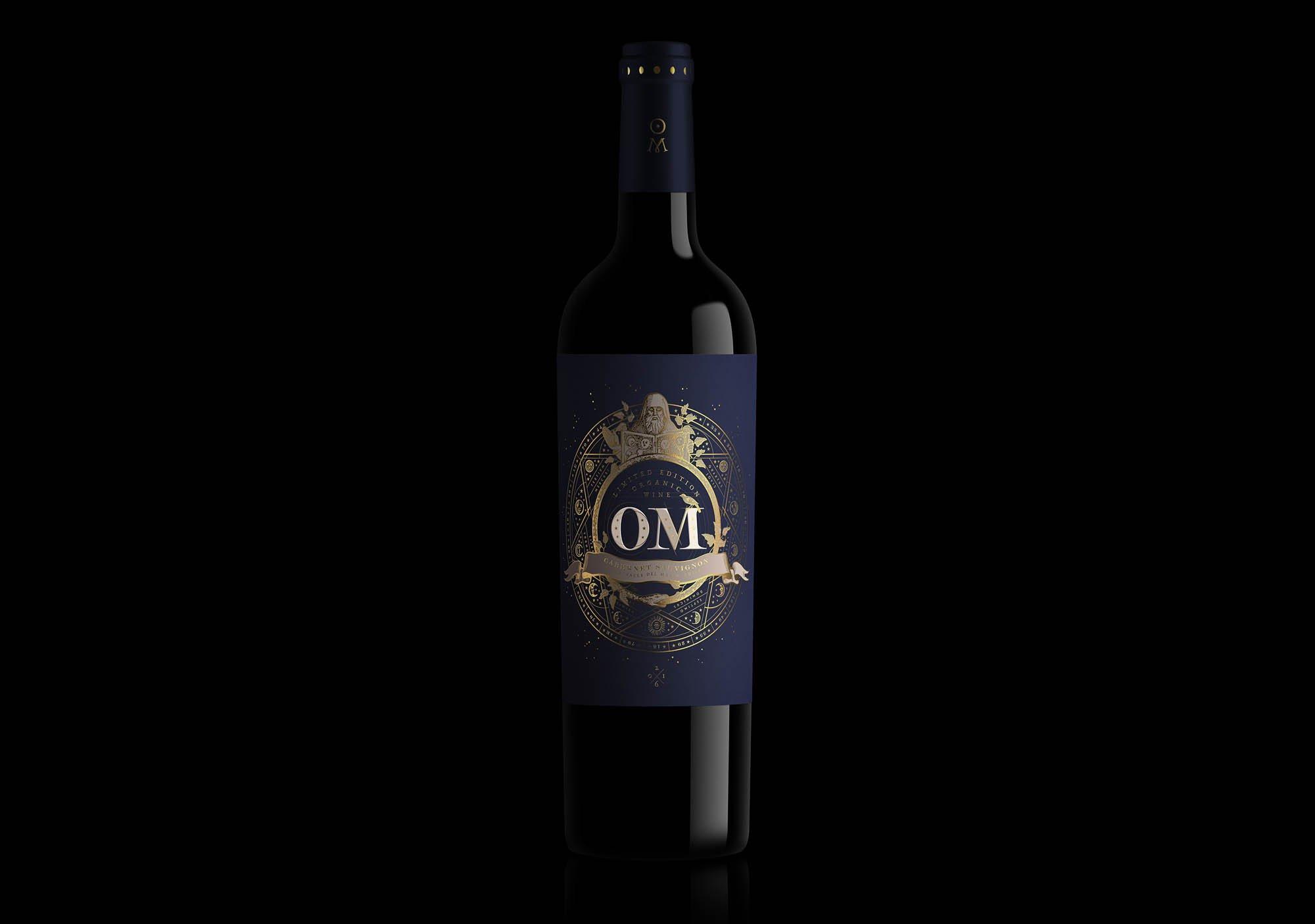 om wine vino oveja remi