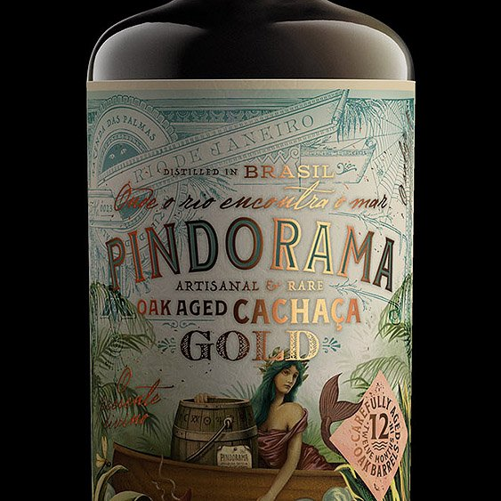 pindorama label brazil