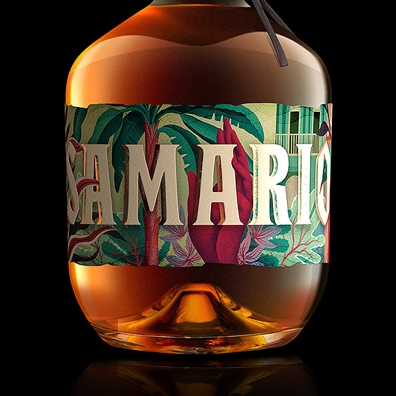 samario rum colombia