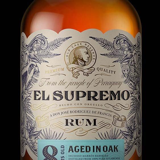 supremo rum ron oveja remi