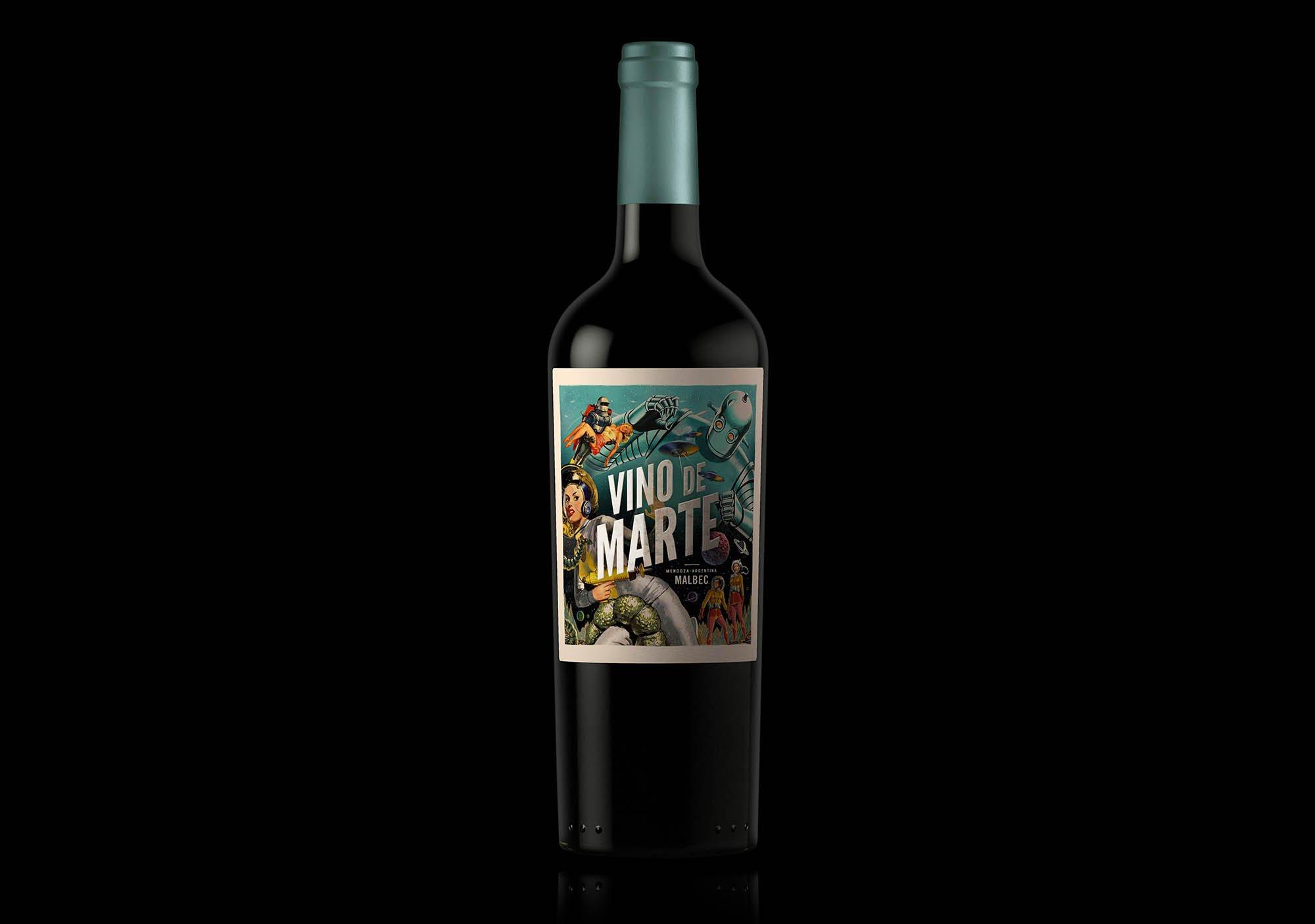 vino de marte wine vino oveja remi