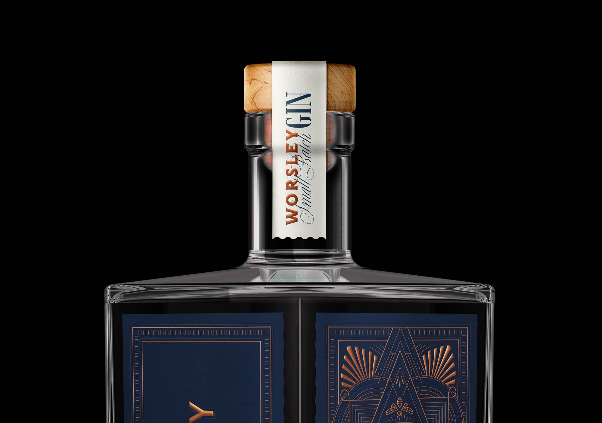 worsley gin oveja remi